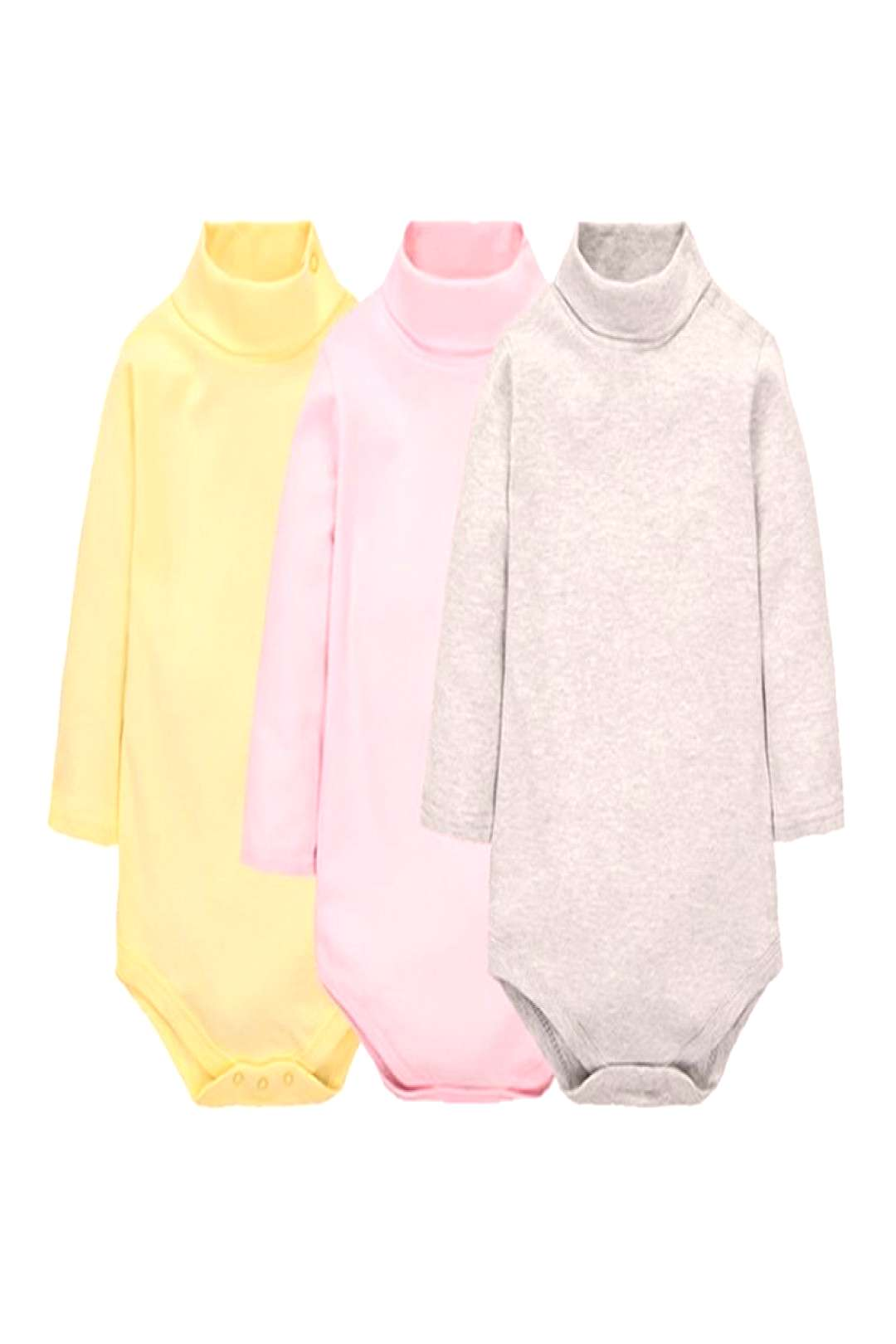 12 Color Baby Clothes 0-24M Newborn baby boy girl clothes Jumpsuit Long Sleeve Infant Product solid