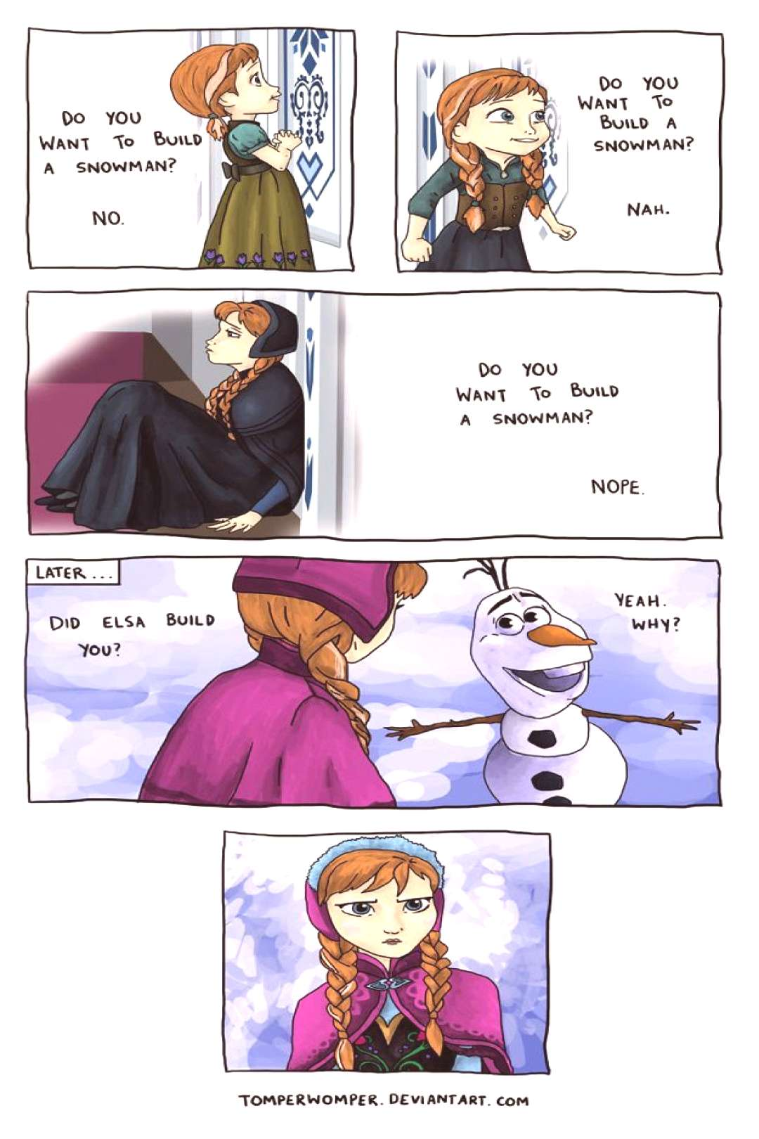 123 Disney Comics That Will Ruin Your Childhood     Comic-disney-comic The Effective Pictures We O