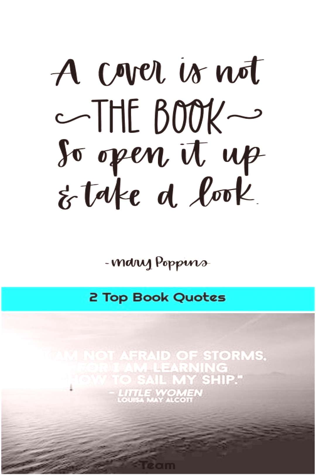 2 Top Book Quotes 1. 15 Quotes from Mary Poppins Returns to Brighten Your Day • TWF 15 Quotes fro