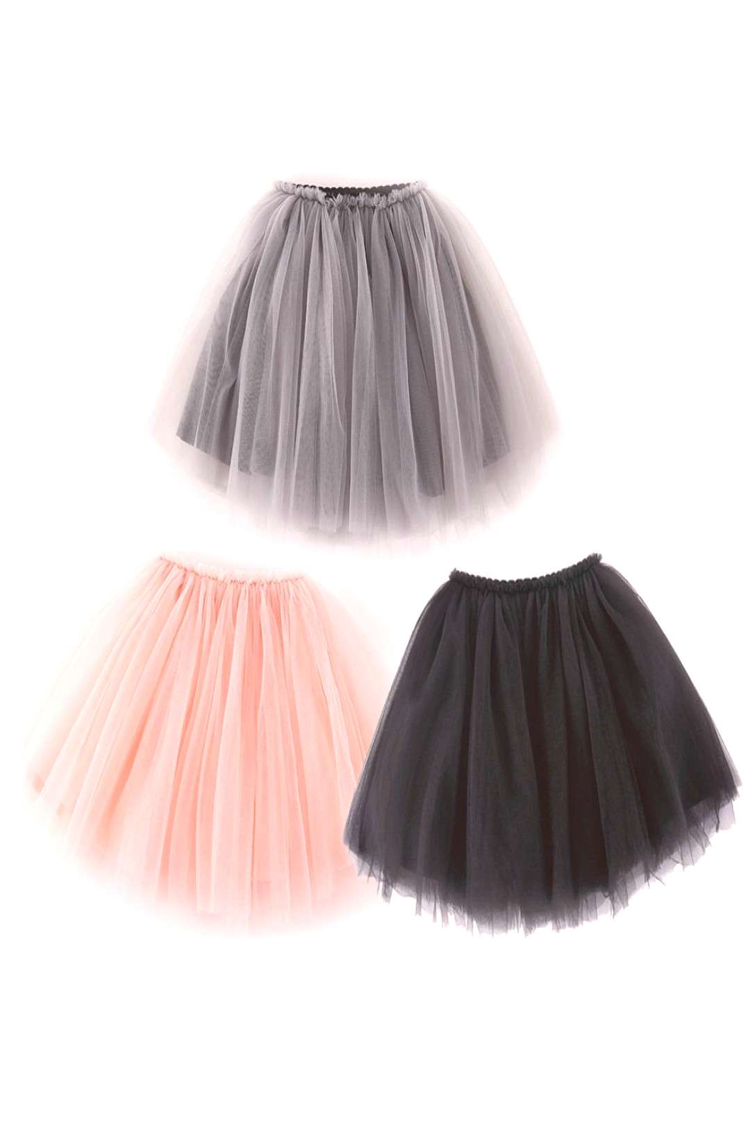 2016 New Design Pettiskirts Net Veil Skirt Baby Girls Kids Clothes Birthday Gift Toddler Ball Gown