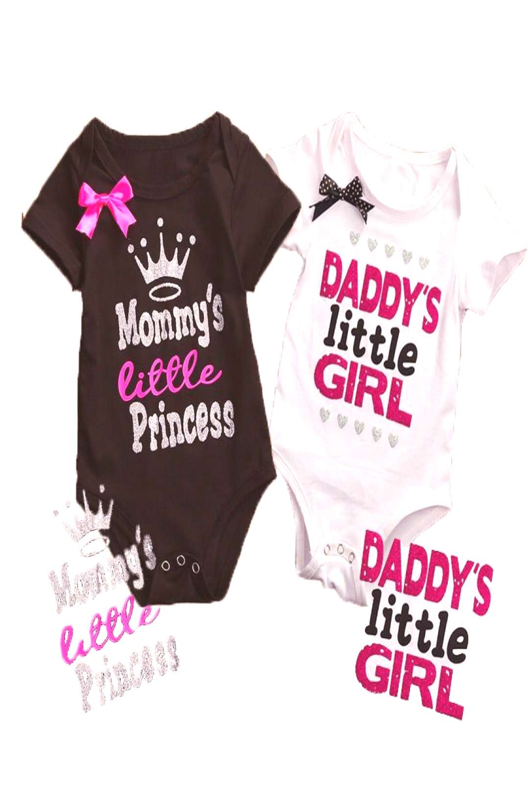 2017 Summer Letter Newborn Infant Baby Boys Girls Romper Jumpsuit Clothes Outfits - Buy it Now!