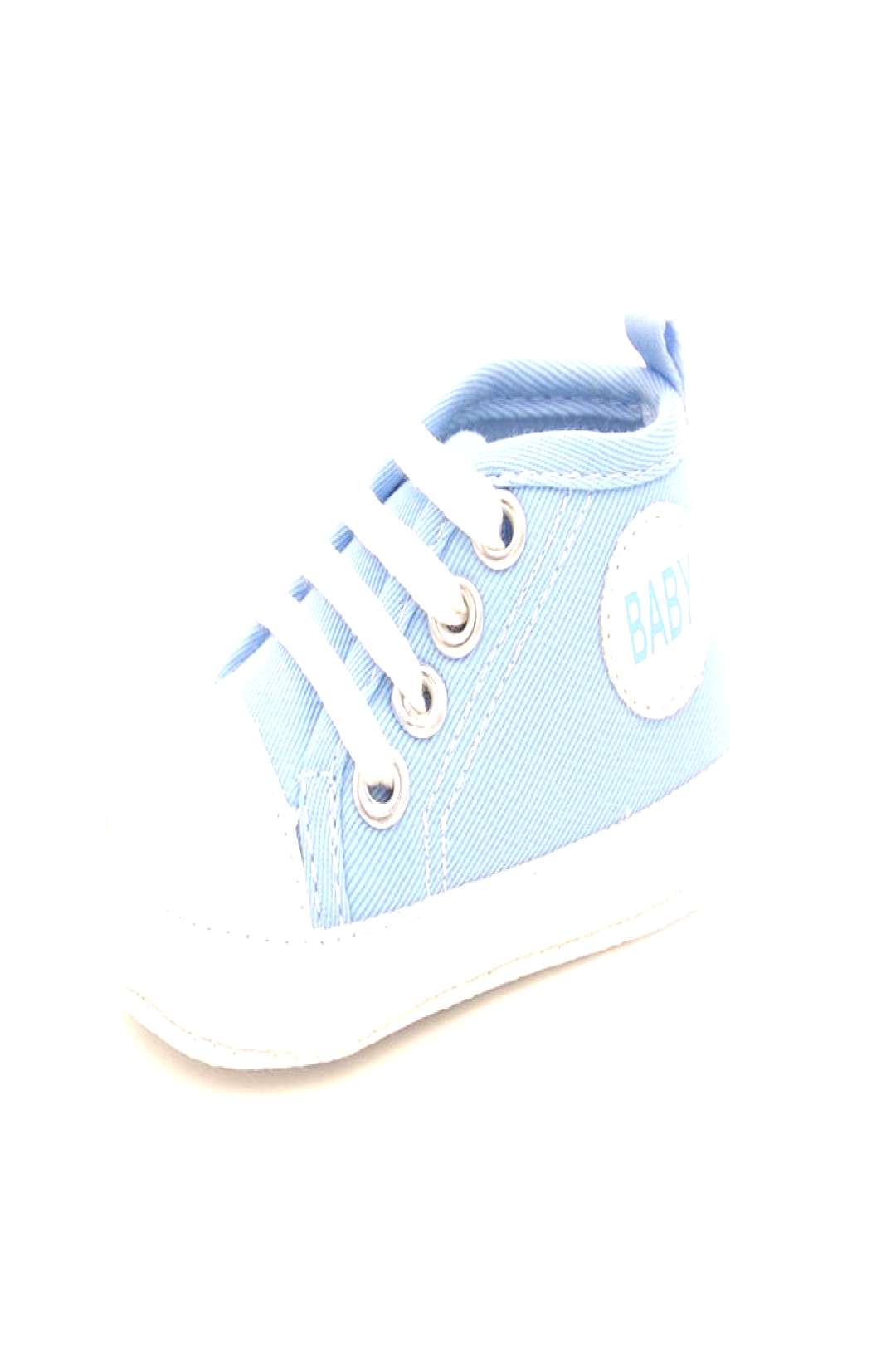 2017New Spring Style Baby First Walkers Newbor Baby Boy And Girl Sneakers Canvas Shoes Infantil Sof