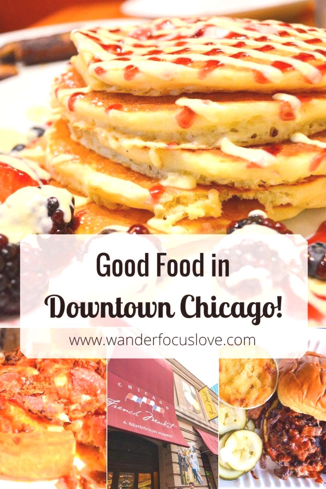 25 Most Instagrammable Restaurants, Bars, and Cafes in Chicago - MVMT Blog pinterest pin good food