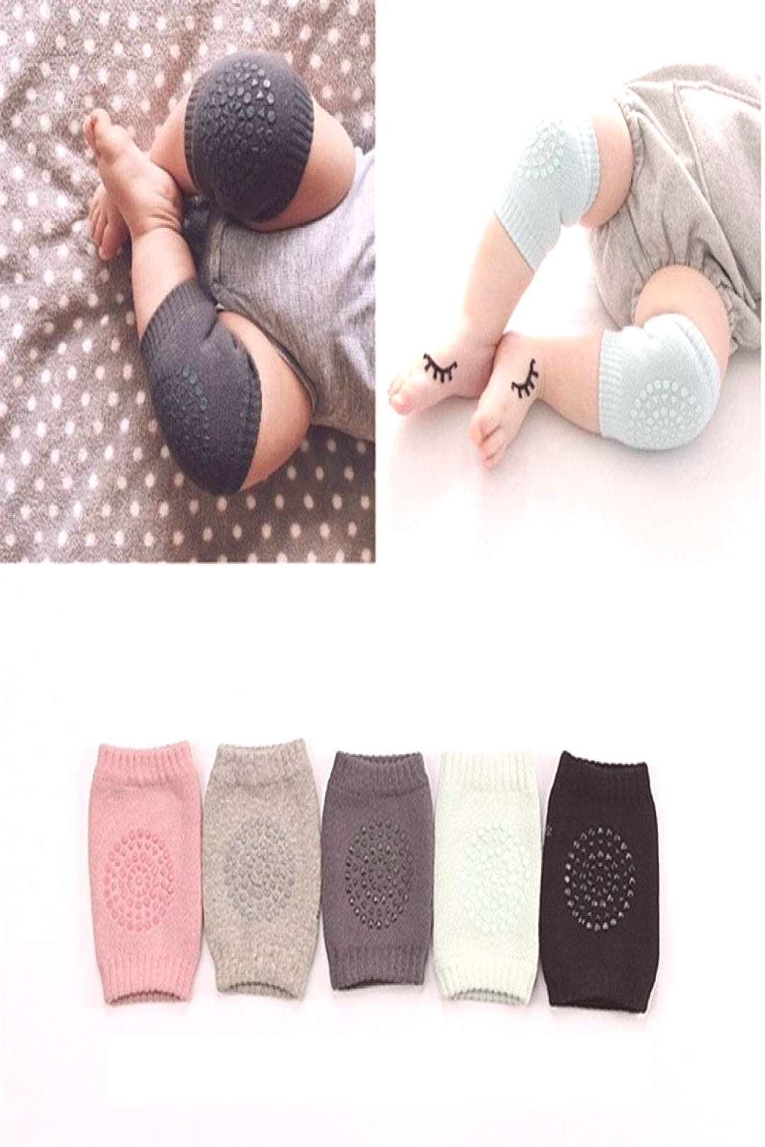 2Pairs/lot 0-3 yrs New Kids Infant Baby Cotton Thicken fashion Multifunction Crawling leg warmers C