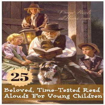 25 Beloved, Time-Tested Read Alouds For Young Children. I felt silly as I lay in bed all by myself