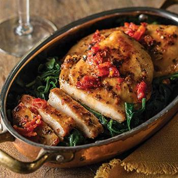 8 (3 oz.) Fully Cooked Italian Chicken Breasts
