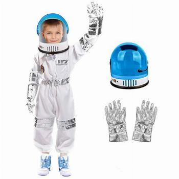 Astronaut Costume for Kids - Children Space-Suit with