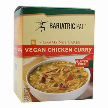 BariatricPal High Protein Light Entree - Vegan Chicken Curry