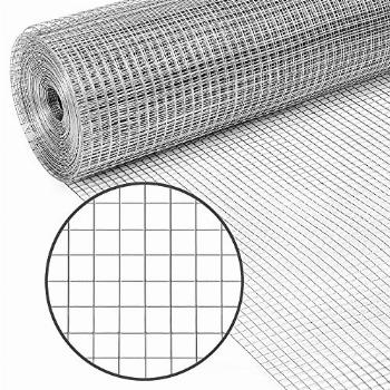 Best Choice Products 3x50ft Hardware Cloth, 1/2in 19-Gauge