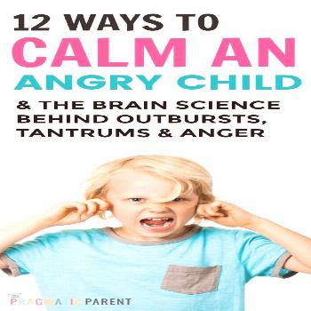 Calm an Angry Child... but how? The Brain Science behind development, outbursts, tantrums & angry k
