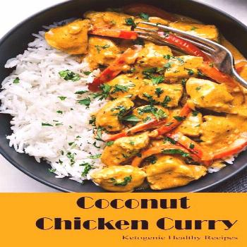 Coconut Chicken CurryThis coconut chicken curry is packed with delicious flavors and an easy one po