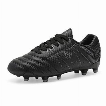 DREAM PAIRS 160471-K Kid's Fashion Soccer Shoes Outdoor