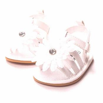 Flower Princess Sandals Baby Kids Summer Soft PU Leather Anti-Slip Shoes Sandal - Buy it Now!