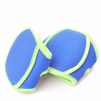 Korbie 1 Pair High Quality Kids Leg Warmers Baby Crawling Sports Safety Knee Pads Toddler Elbow Pad