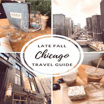 Late Fall Chicago Travel Guide - Brunch on Sunday Late Fall Chicago Travel Guide, Chicago Travel Gu