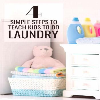 Laundry and Kids: Your Complete Guide | Clutter Keeper Manage your family's laundry by teaching you