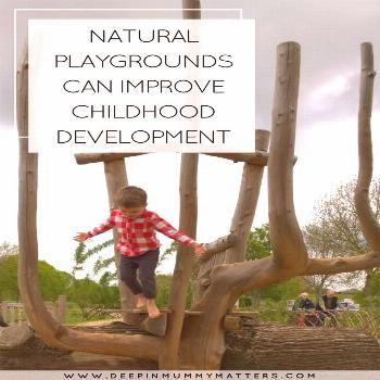 Natural playgrounds can improve childhood development - Mummy Matters,  Natural playgrounds can imp