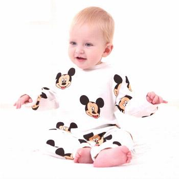 Newborn Baby Clothes Cartoon Baby Rompers Long Sleeve Baby Girls Clothing Spring Baby Boy Jumpsuits