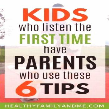 Parent-Child Communication - 6 Hacks to Try when your Toddler doesn't Listen - Healthy Family and M