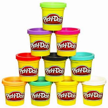 Play-Doh Modeling Compound 10-Pack Case of Colors,