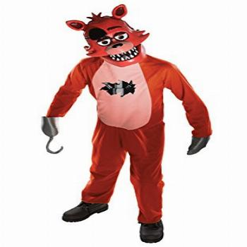 Rubie's Five Nights Child's Value-Priced at Freddy's Foxy