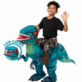Spooktacular Creations Inflatable Halloween Costume Ride A