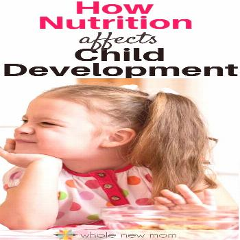 Standard 5: I also liked this one for health because when children are small, it is important to gi