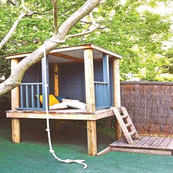 The Best Playhouses to Live Childhood Adventures - Petit & Small - -