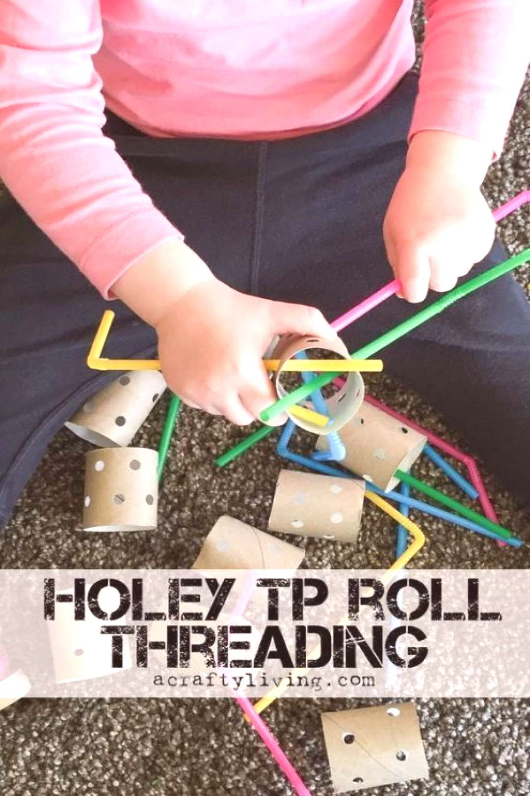 65+ Easy Toilet Paper Roll Activities - HAPPY TODDLER PLAYTIME 65 learning activities and crafts us