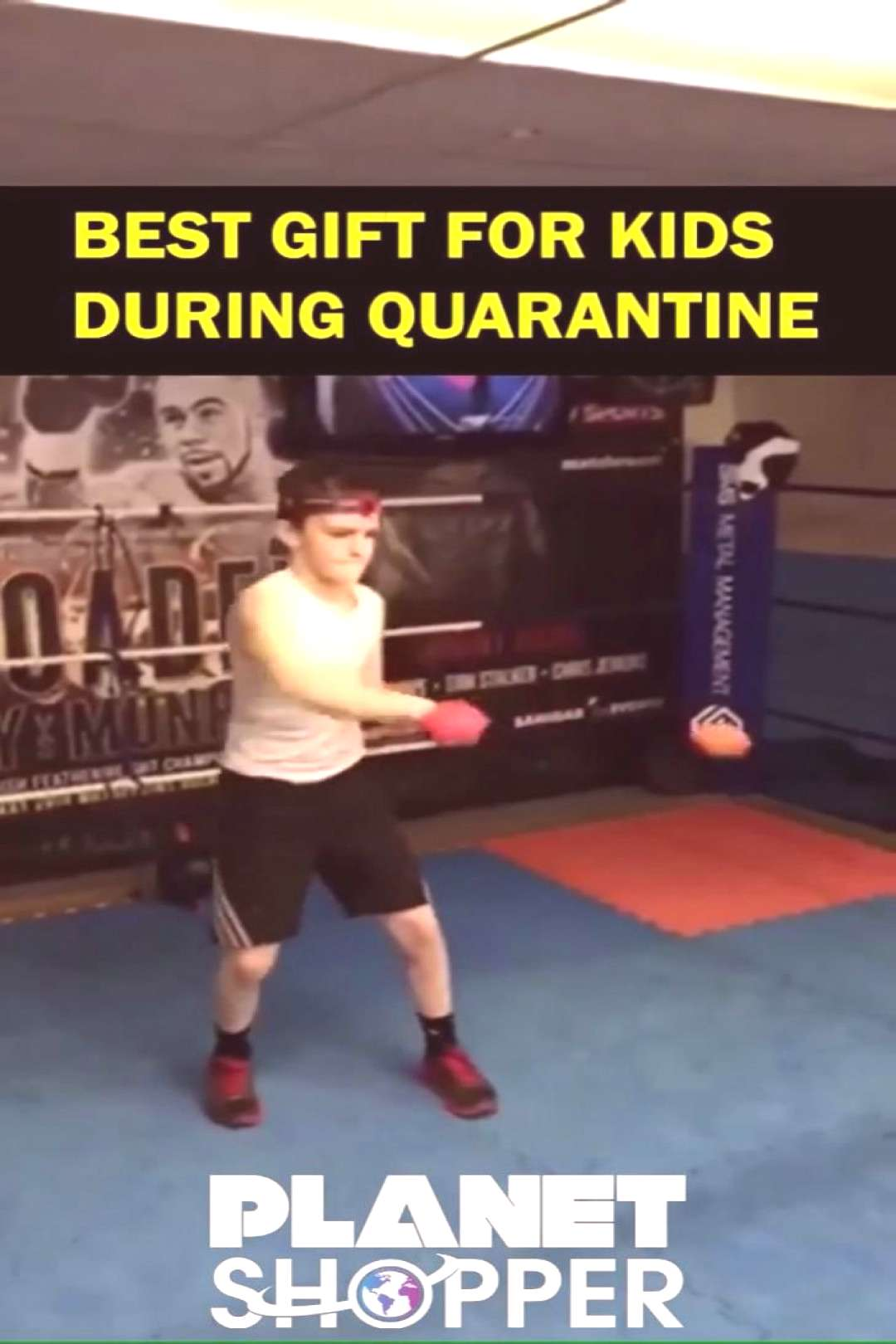 ?ActivPulse Boxing Reflex Ball ?BECOME THE BEST IN YOUR SPORT!