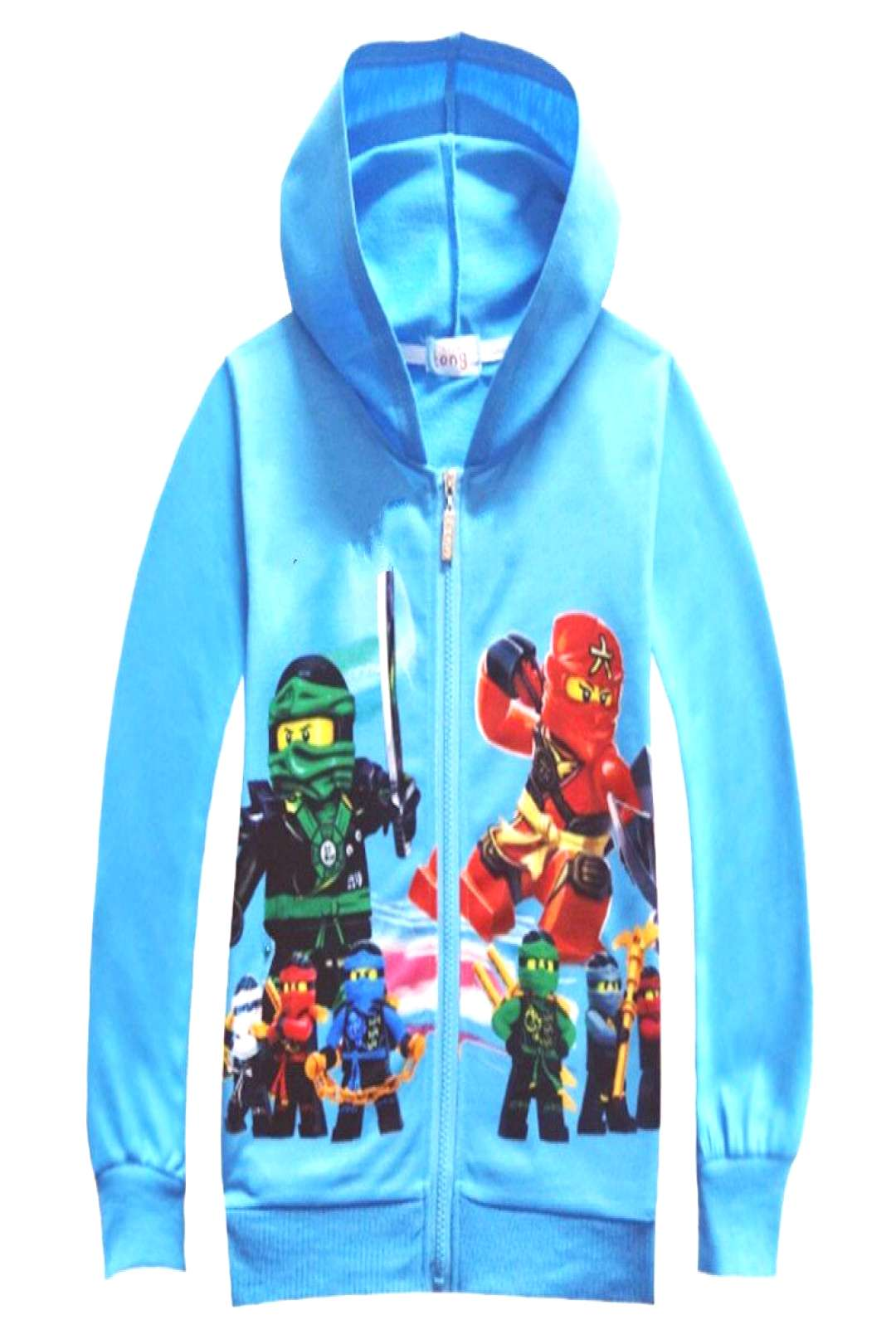 Autumn Kids Clothes Ninjago Children Hoodies Long Sleeve Girls Clothes Tracksuit Baby Boys Clothing