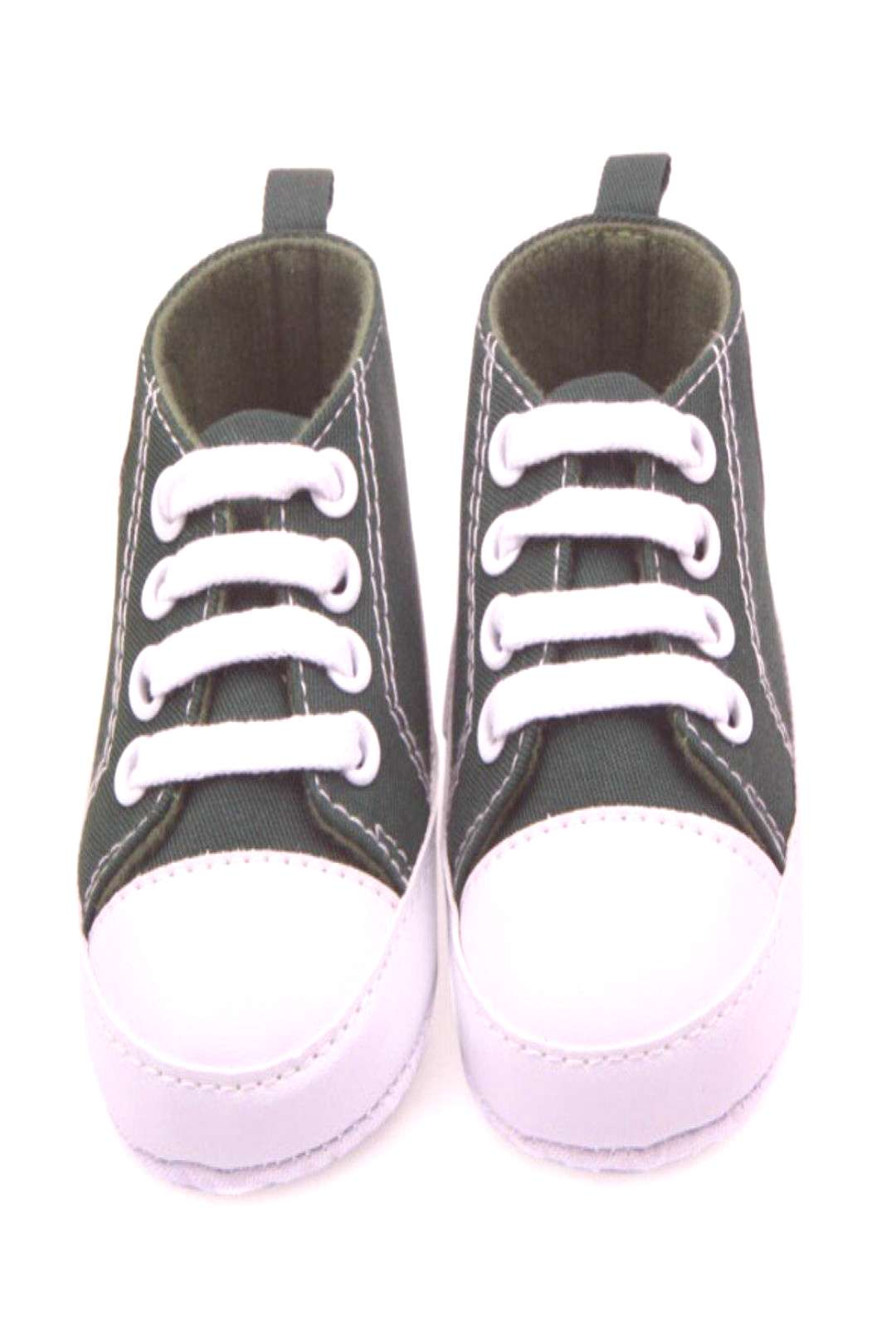 Baby Boys Girls Canvas Shoes Infant Soft Sole Crib Prewalker 0-12M 12 Colors New Baby Shoes - Buy i