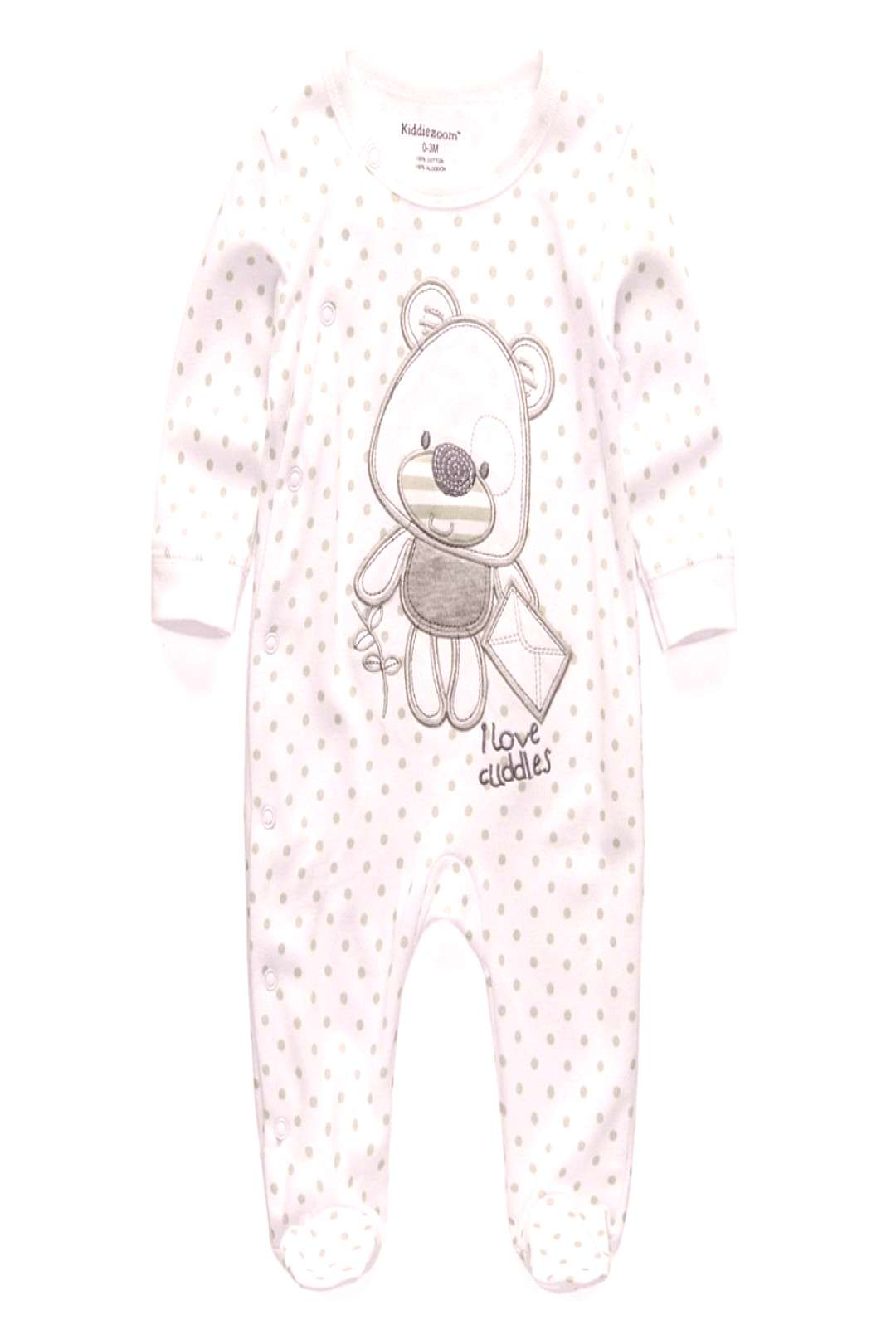 Baby Clothing 2017 New Newborn Baby Boy Girl Romper Clothes Long Sleeve Infant Product - Buy it Now