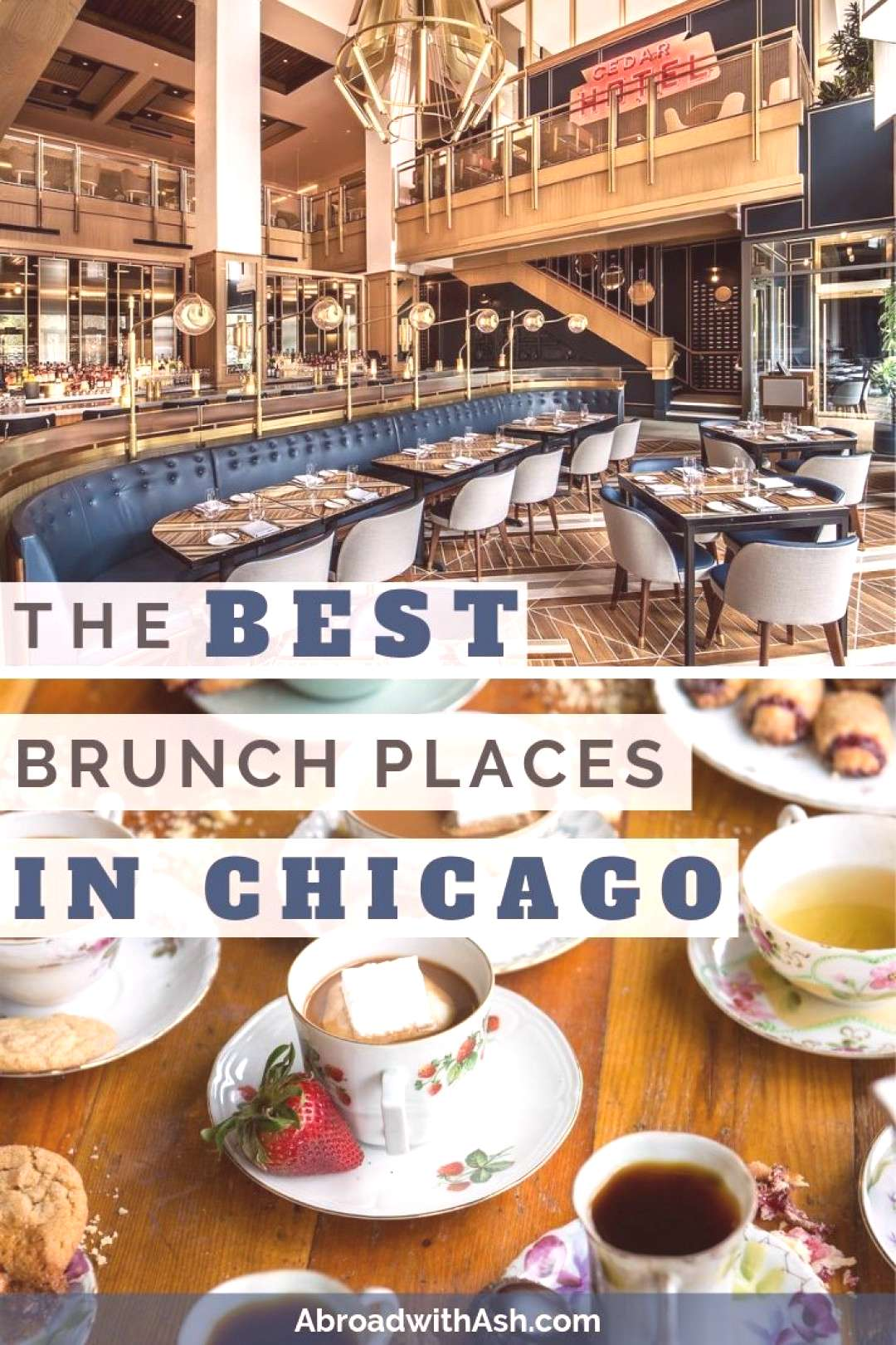 Best Brunch in Chicago – TOP 5 - Abroad with Ash Best brunch in Chicago. Looking for the BEST bru
