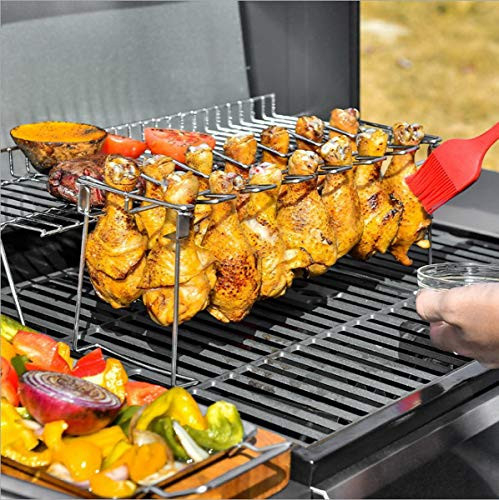 bnowi Grill Rack Chicken Thighs amp Legs amp Wings Stand Roaster
