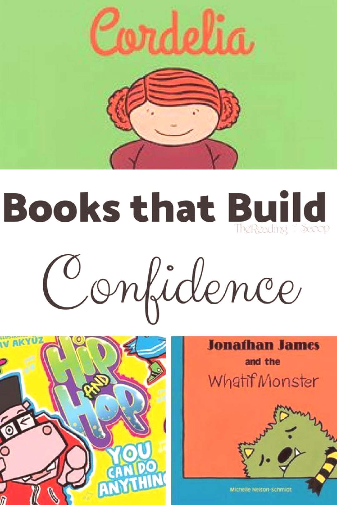 Books that Build Confidence and Self-Esteem for Children Build up your children with these beautifu