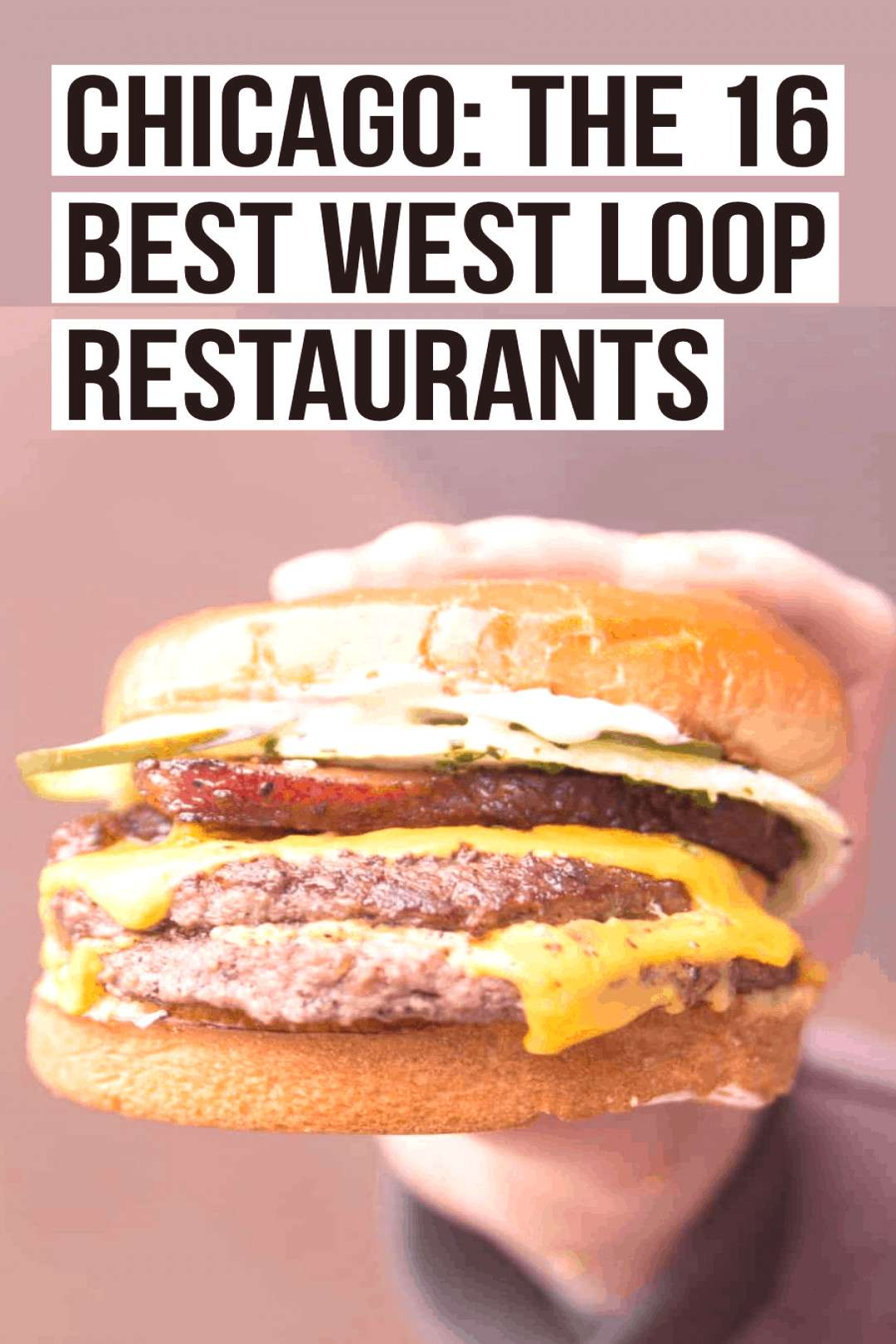 Check out our list of the Top 16 West Loop Chicago Restaurants to know which are worth visiting whe