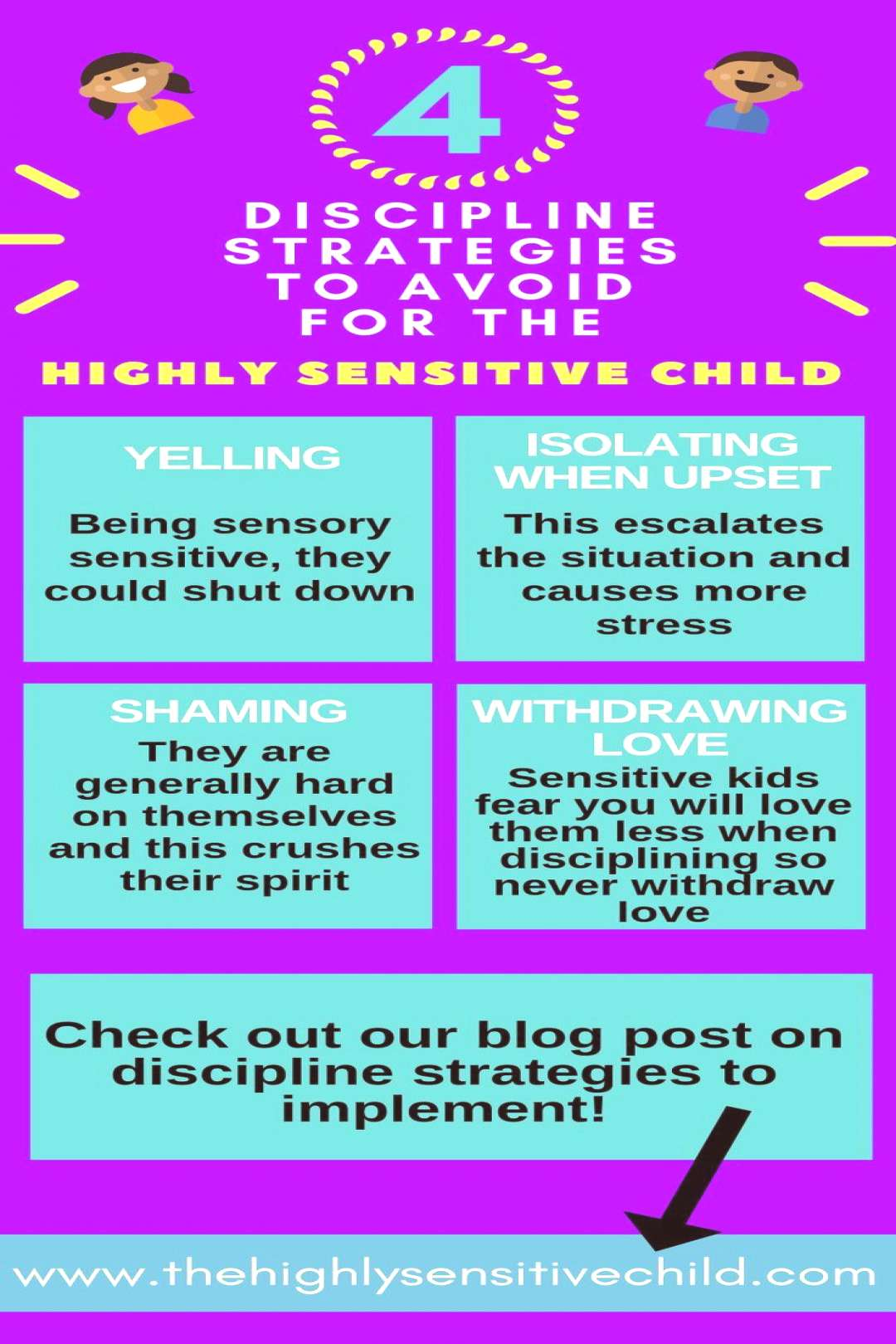 Discipline tips for kids that are sensitive. Disciplining highly emotional toddl...