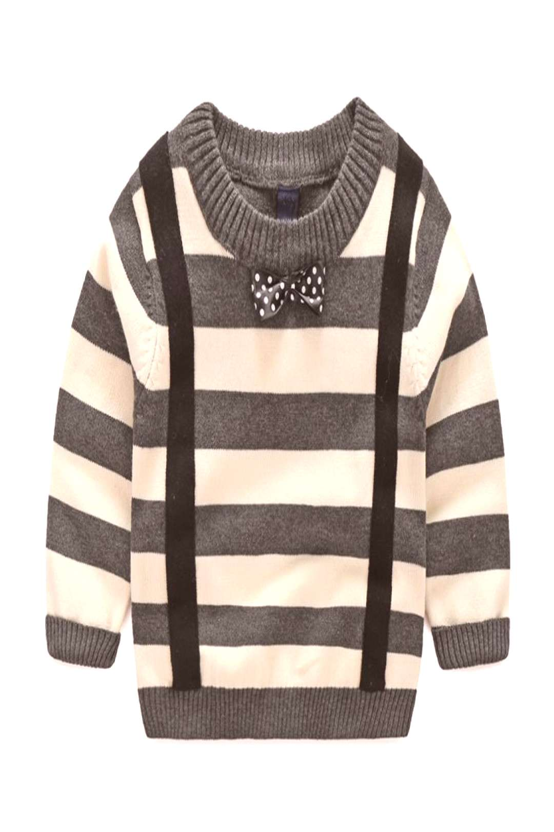 free shipping 2017 autumn winter boys cotton stripe coat pullovers baby boys childrens sweater bab