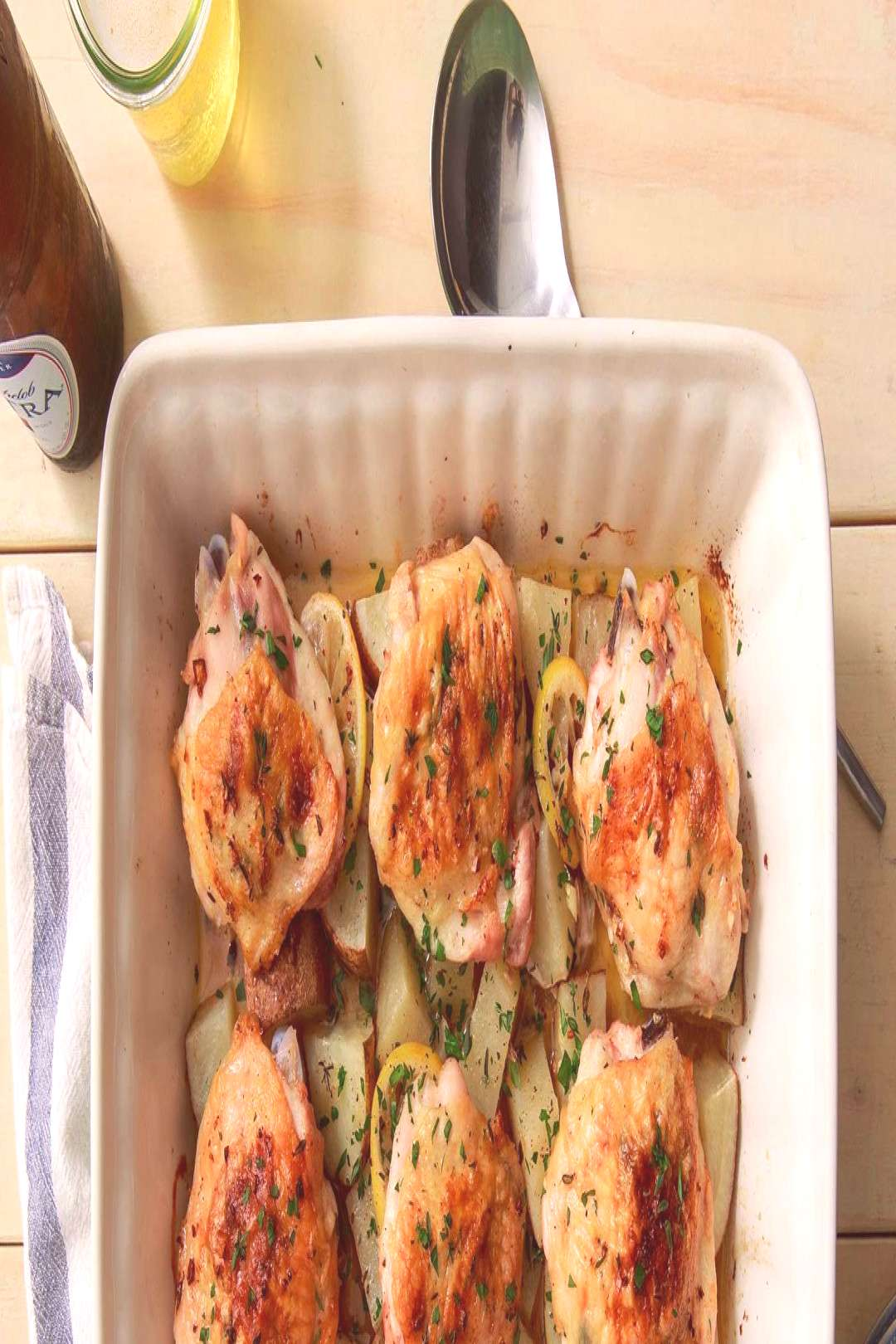 Garlic Butter Baked Chicken Thighs Are The Perfect Simple DinnerDelish UK