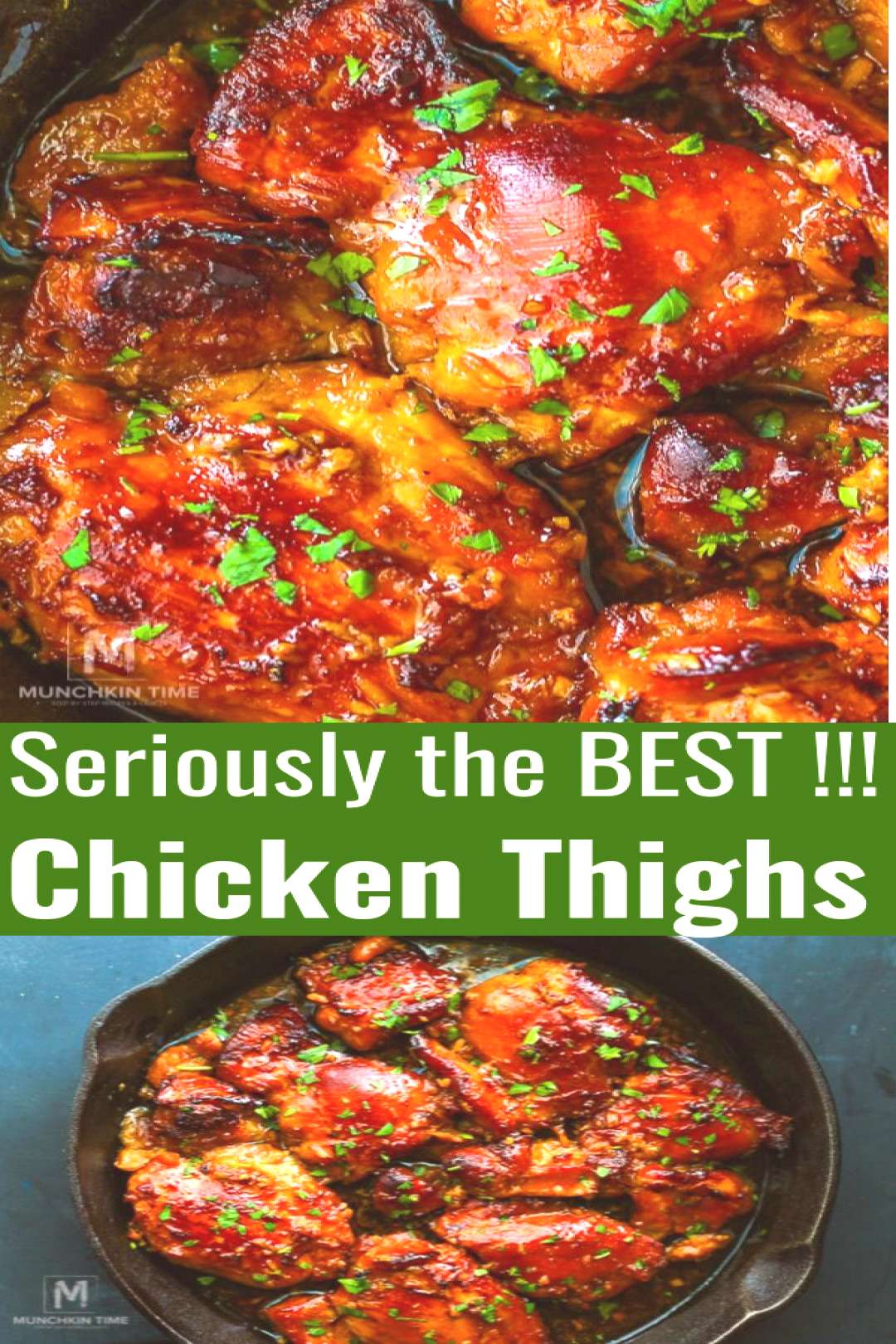 Honey Soy Chicken Thighs Honey Soy Chicken – is one of the easiest and delicious boneless chicken