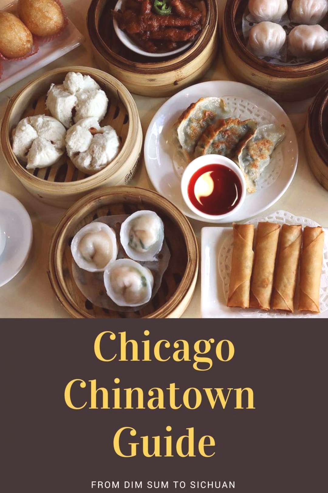 """""""I moved to Chicago three weeks ago — where can I get the most authentic Chinese food in Chinat"""