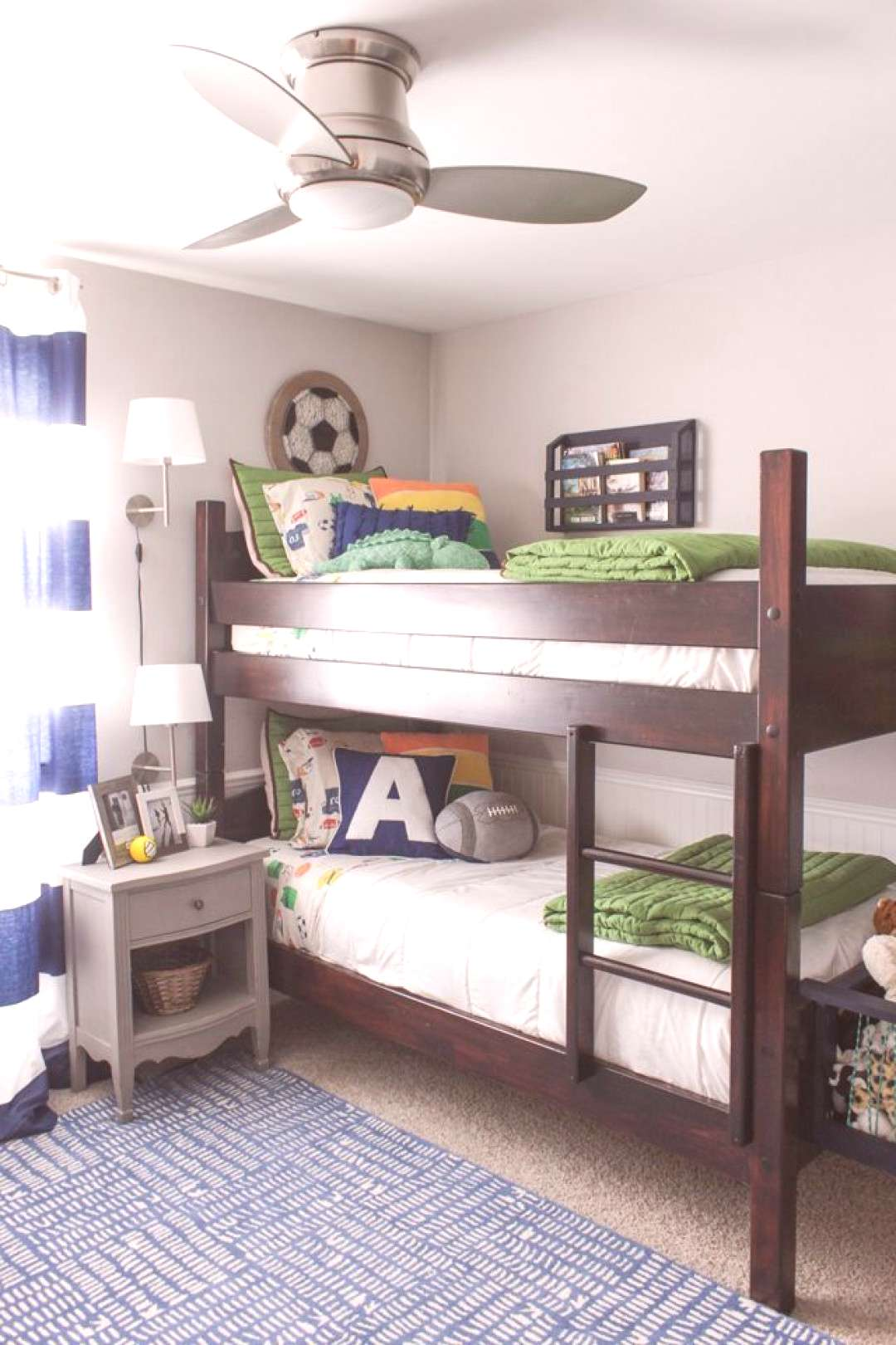 Ideas of a Childrens Room for a Boy We are glad to see you in the Interior For Me catalog here yo