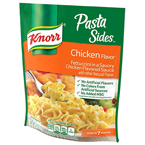 Knorr Pasta Sides For a Delicious Chicken Side Chicken No