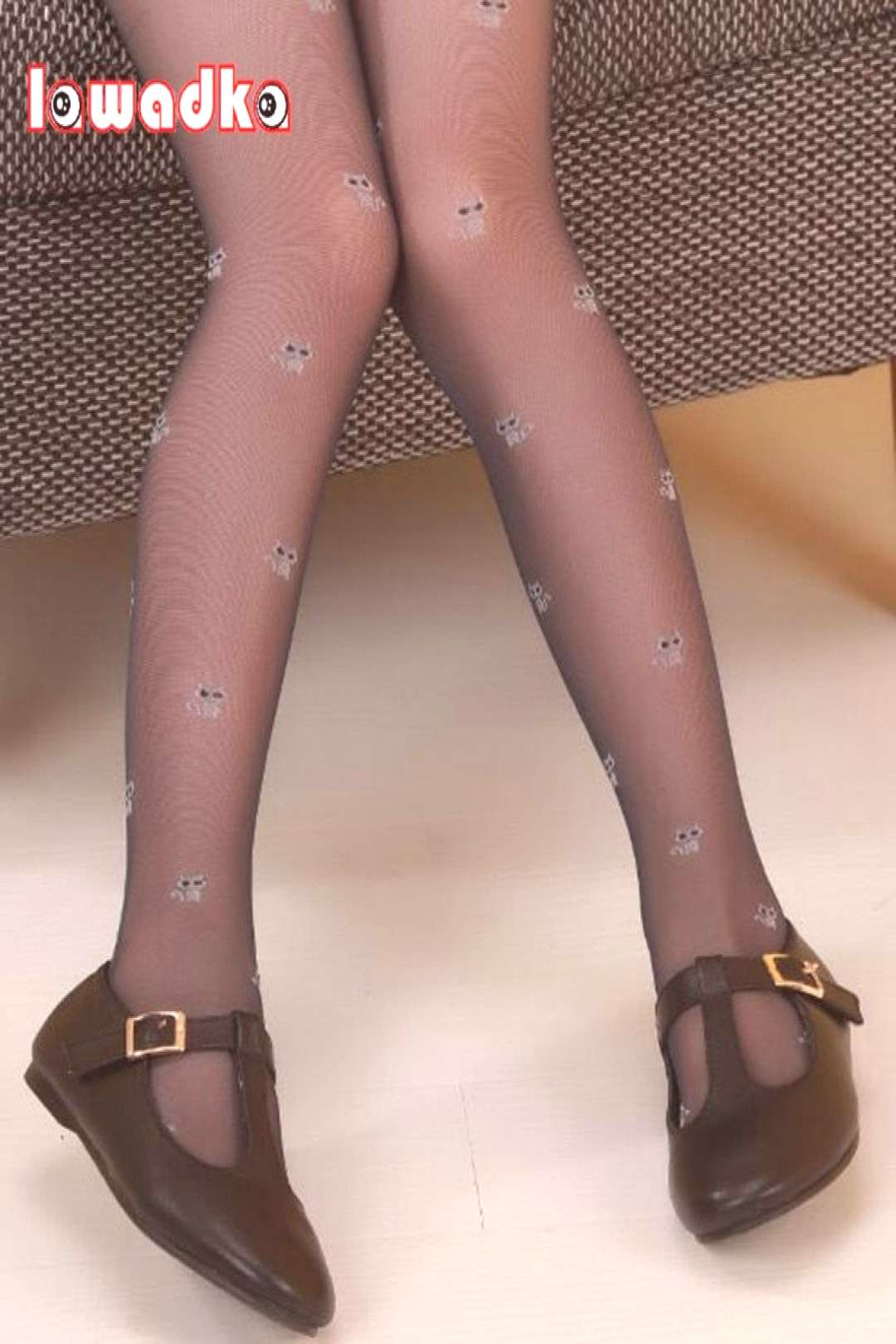 Lawadka New Kids Girls Tights Candy Colors Cute Cat Tights for Baby Children Pantyhose Stocking Sum
