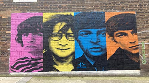 Liverpool Beatles tour Penny Lane, Strawberry Field, and
