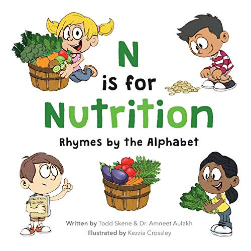 N is for Nutrition Rhymes by the Alphabet