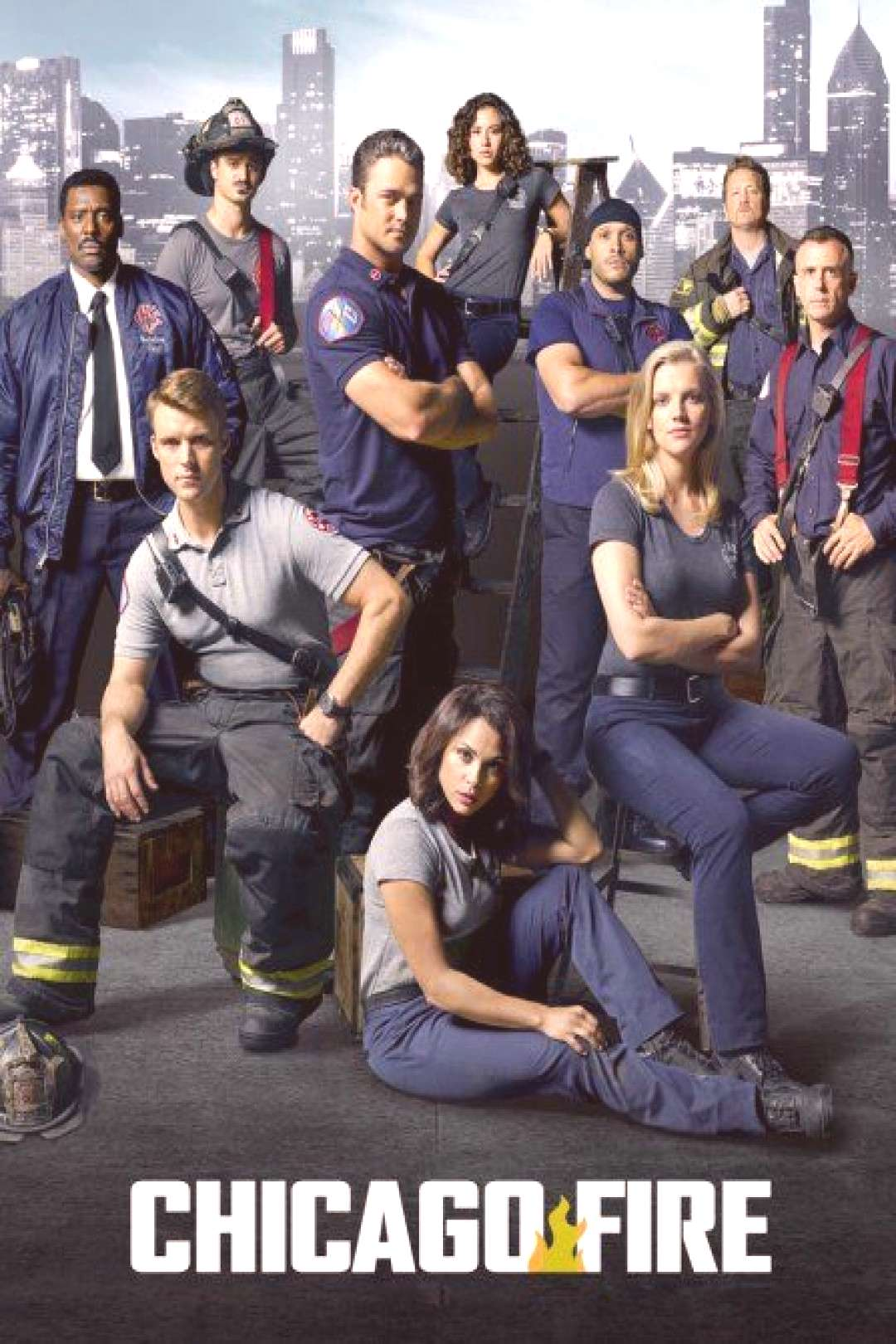 Photos - Chicago Fire - Season 4 - Posters and Wallpapers - NUP_170804_0003