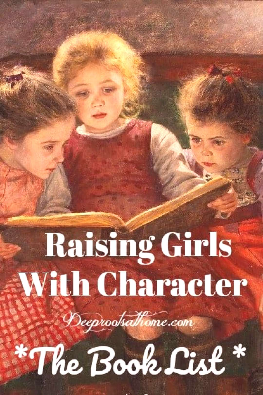 Raising Girls With Character-Building Books The Book List Character-Building Book Resources For Ra