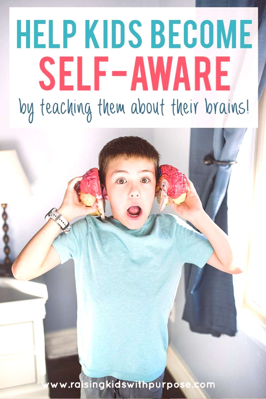 Self Awareness For Kids A GREAT way to help kids develop self-awareness and self control is by teac